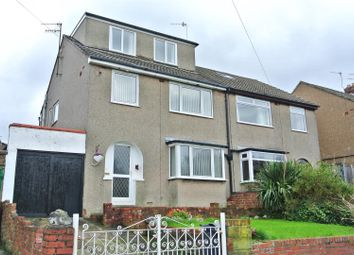 Thumbnail 4 bed semi-detached house for sale in Bowerham Road, Lancaster