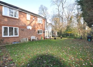 Thumbnail 3 bed semi-detached house for sale in Little Copse Chase, Chineham, Basingstoke