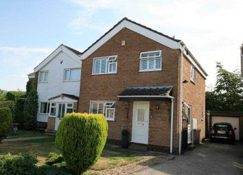 Thumbnail 3 bed detached house to rent in Farm Close, Dronfield