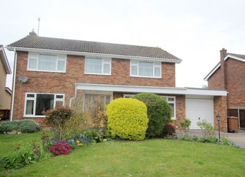Thumbnail 4 bed detached house for sale in Bladon Way, Haverhill