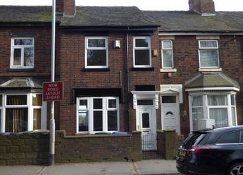 Thumbnail 3 bedroom town house for sale in Weston Road, Meir, Stoke-On-Trent