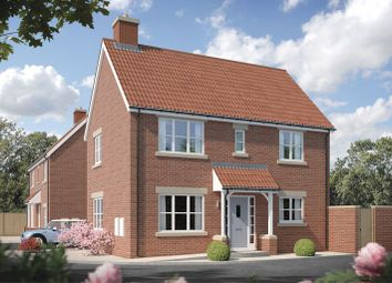 Thumbnail 3 bed detached house for sale in The Dunnock At St James Mews, Wotton Road, Charfield