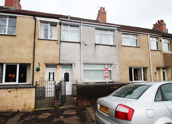 Thumbnail 3 bed terraced house to rent in Glyn Gaer Road, Glyn Gaer