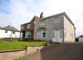 Thumbnail 4 bed semi-detached house for sale in Heysham Road, Heysham, Morecambe