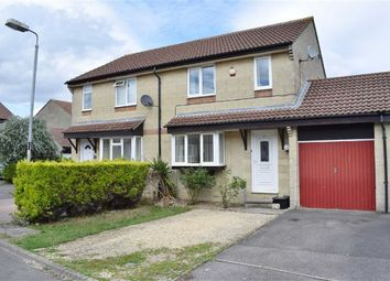 Thumbnail 3 bed semi-detached house for sale in Hawkins Close, Pewsham, Chippenham, Wiltshire