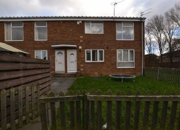 Thumbnail 2 bed flat for sale in Bellshill Close, Wallsend