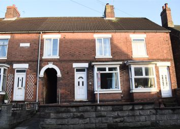 Thumbnail 3 bedroom terraced house for sale in Court Street, Woodville, Swadlincote
