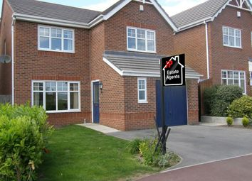 Thumbnail 4 bed detached house to rent in Howardian Close, Oldham