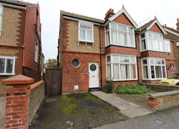 Thumbnail 5 bedroom semi-detached house for sale in Claremont Road, Deal