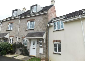 Thumbnail 3 bed terraced house for sale in Robin Drive, Launceston, Cornwall