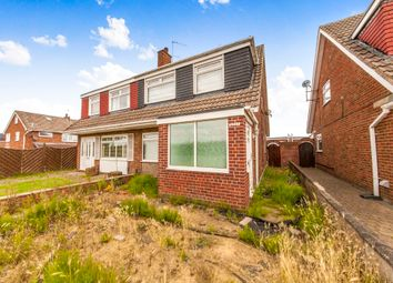 Thumbnail 3 bed semi-detached house for sale in Harrowgate Lane, Stockton-On-Tees