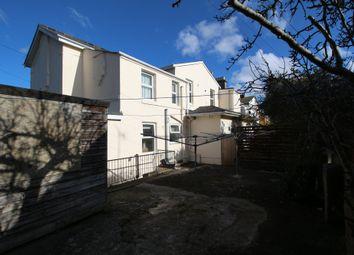Thumbnail 1 bed flat to rent in Grosvenor Road, Paignton, Devon