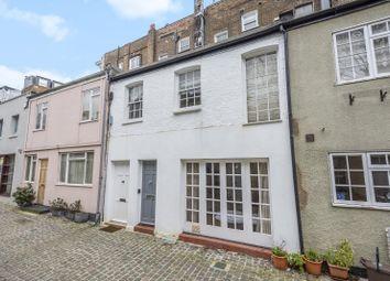 Thumbnail 1 bed terraced house to rent in Elizabeth Mews, Belsize Park, London