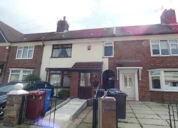 Thumbnail 3 bedroom property to rent in Aylton Road, Huyton, Liverpool