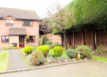 Thumbnail 2 bed end terrace house to rent in Freesia Drive, Bisley, Woking