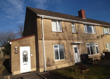Thumbnail 2 bedroom flat to rent in Floor Flat 49 Honeyfield Road, Rassau