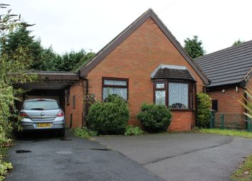 Thumbnail 2 bed detached bungalow for sale in Hagley Road, Halesowen