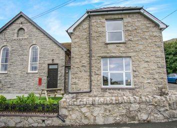 Thumbnail 2 bed link-detached house for sale in Gyrn Goch, Caernarfon, Gwynedd