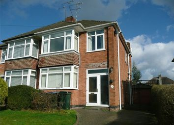 Thumbnail 3 bed semi-detached house to rent in Frobisher Road, Styvechale, Coventry, West Midlands