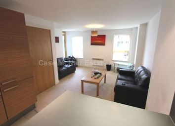 Thumbnail 1 bedroom flat to rent in Britton House, Lord Street, Manchester
