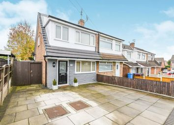 Thumbnail 3 bed semi-detached house for sale in Stone Hey, Whiston, Merseyside, Uk
