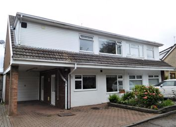 Thumbnail 4 bed semi-detached house for sale in The Boot, Maesycwmmr, Ystrad Mynach, Caerphilly, Cf83