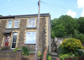 Thumbnail 3 bed terraced house for sale in St. Mary Street, Risca, Newport