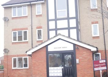 Thumbnail 1 bed flat to rent in Thompson Close, Bridgwater