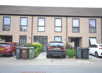 Thumbnail 3 bed terraced house to rent in Krithia Road, Dagenham