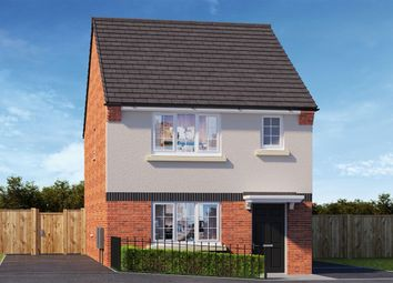 Thumbnail 3 bed detached house for sale in Lyme Gardens Commercial Road, Hanley, Stoke-On-Trent
