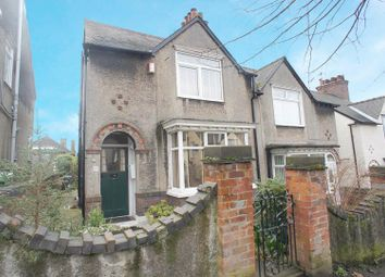 Thumbnail 2 bed semi-detached house for sale in Mill Street, Belper
