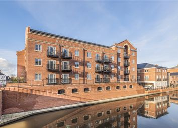 Thumbnail 2 bed flat for sale in Austin Court, 2 Mill Street, Worcester, Worcestershire