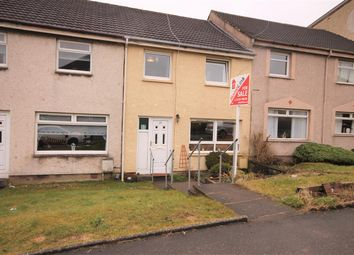 Thumbnail 3 bed terraced house for sale in Cornhill Drive, Coatbridge