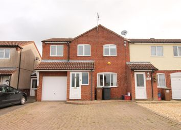 Thumbnail 4 bed end terrace house for sale in Lincoln Way, Daventry