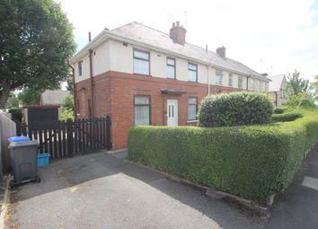 Thumbnail 3 bed semi-detached house for sale in Ridgeway Drive, Sheffield