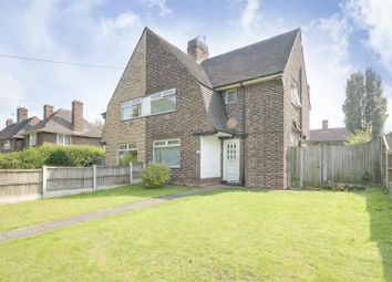 3 bed semi-detached house for sale in Broxtowe Lane, Aspley, Nottinghamshire NG8