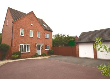 5 bed detached house for sale in Barlow Drive, Fradley, Lichfield WS13