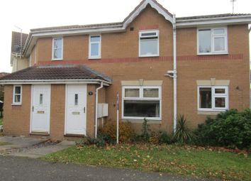 Thumbnail 2 bed semi-detached house for sale in Tilbury Crescent, Leicester
