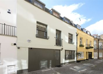 Thumbnail 4 bed mews house for sale in Montpelier Mews, London