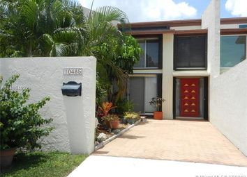 Thumbnail 2 bed town house for sale in 10485 Sw 80 St, Miami, Florida, 10485, United States Of America