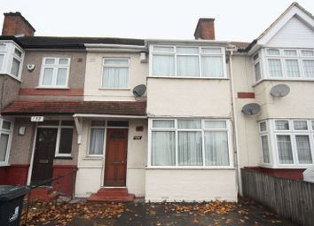 Thumbnail 3 bed terraced house to rent in Mornington Road, Greenford
