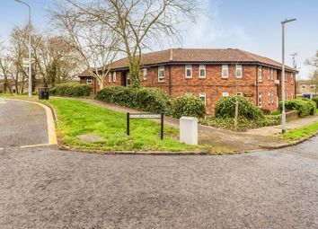 Thumbnail 1 bed flat for sale in Runswick Court, Stevenage