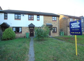 Thumbnail 2 bed terraced house for sale in Aylewyn Green, Kemsley, Sittingbourne, Kent