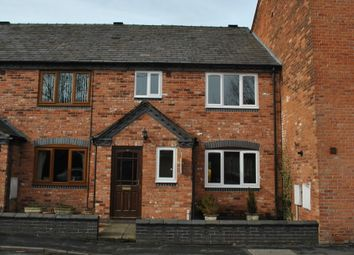 Thumbnail 3 bed terraced house to rent in Alkington Road, Whitchurch, Shropshire