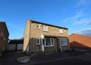 Thumbnail 3 bed semi-detached house for sale in Castlebay Court, Darlington