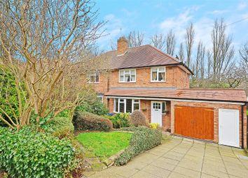 3 bed semi-detached house for sale in Hollie Lucas Road, Kings Heath, Birmingham B13