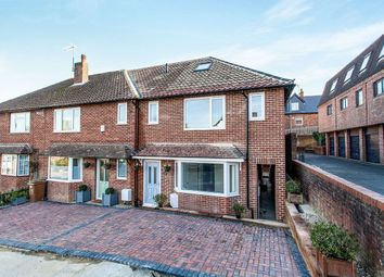 Thumbnail 3 bed semi-detached house for sale in Stanam Road, Pembury, Tunbridge Wells