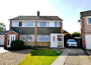 Thumbnail 3 bed semi-detached house for sale in Airedale Drive, Garforth, Leeds, West Yorkshire