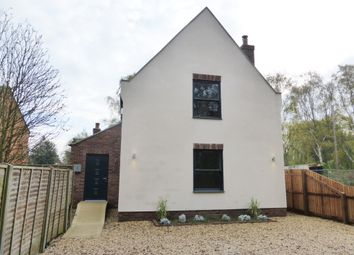 Thumbnail 3 bed detached house for sale in Smeeth Road, Marshland St. James, Wisbech