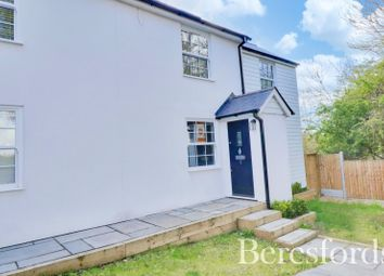 Thumbnail 3 bed cottage for sale in Greens Cottages, Ivy Barn Lane, Margaretting, Ingatestone, Essex